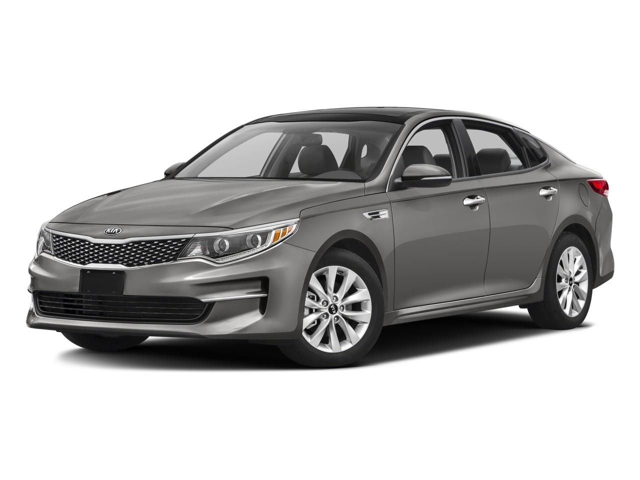 2016 Kia Optima Vehicle Photo in Medina, OH 44256