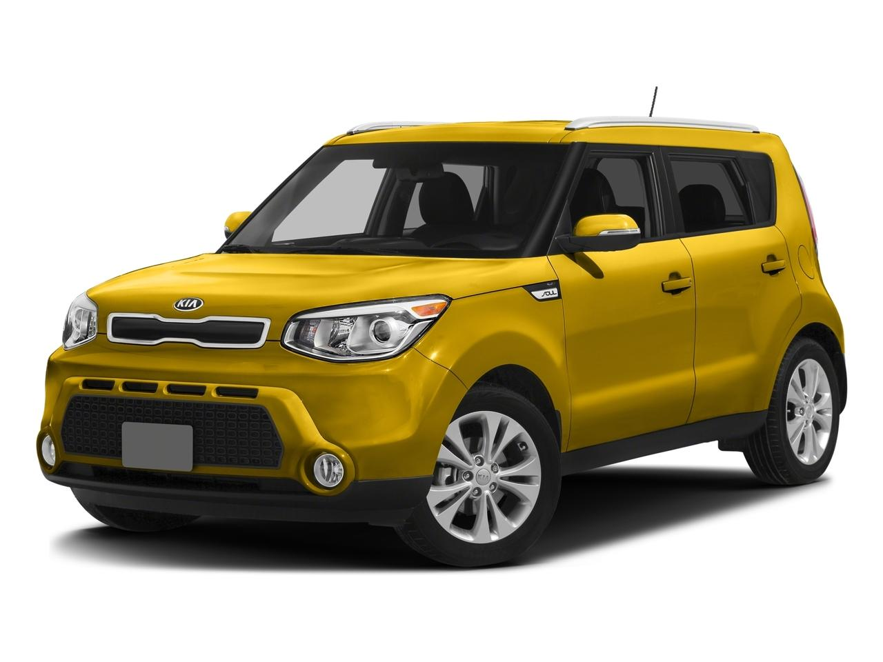 2016 Kia Soul Vehicle Photo in Odessa, TX 79762