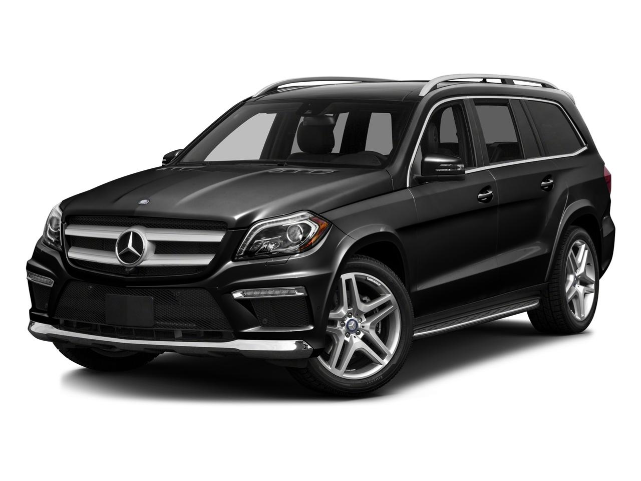 2016 Mercedes-Benz GL Vehicle Photo in Florence, AL 35630