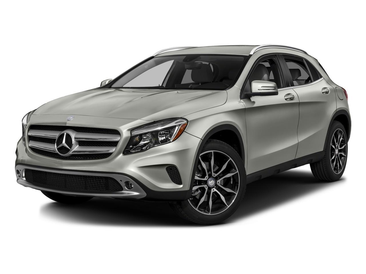 2016 Mercedes-Benz GLA Vehicle Photo in Portland, OR 97225
