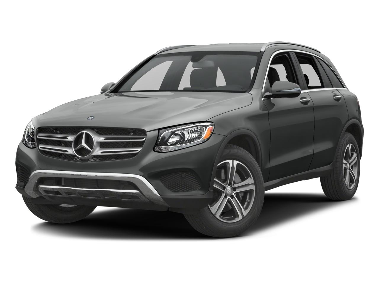 2016 Mercedes-Benz GLC Vehicle Photo in Portland, OR 97225