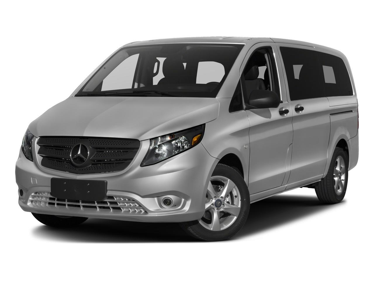 2016 Mercedes-Benz Metris Passenger Van Vehicle Photo in San Antonio, TX 78257