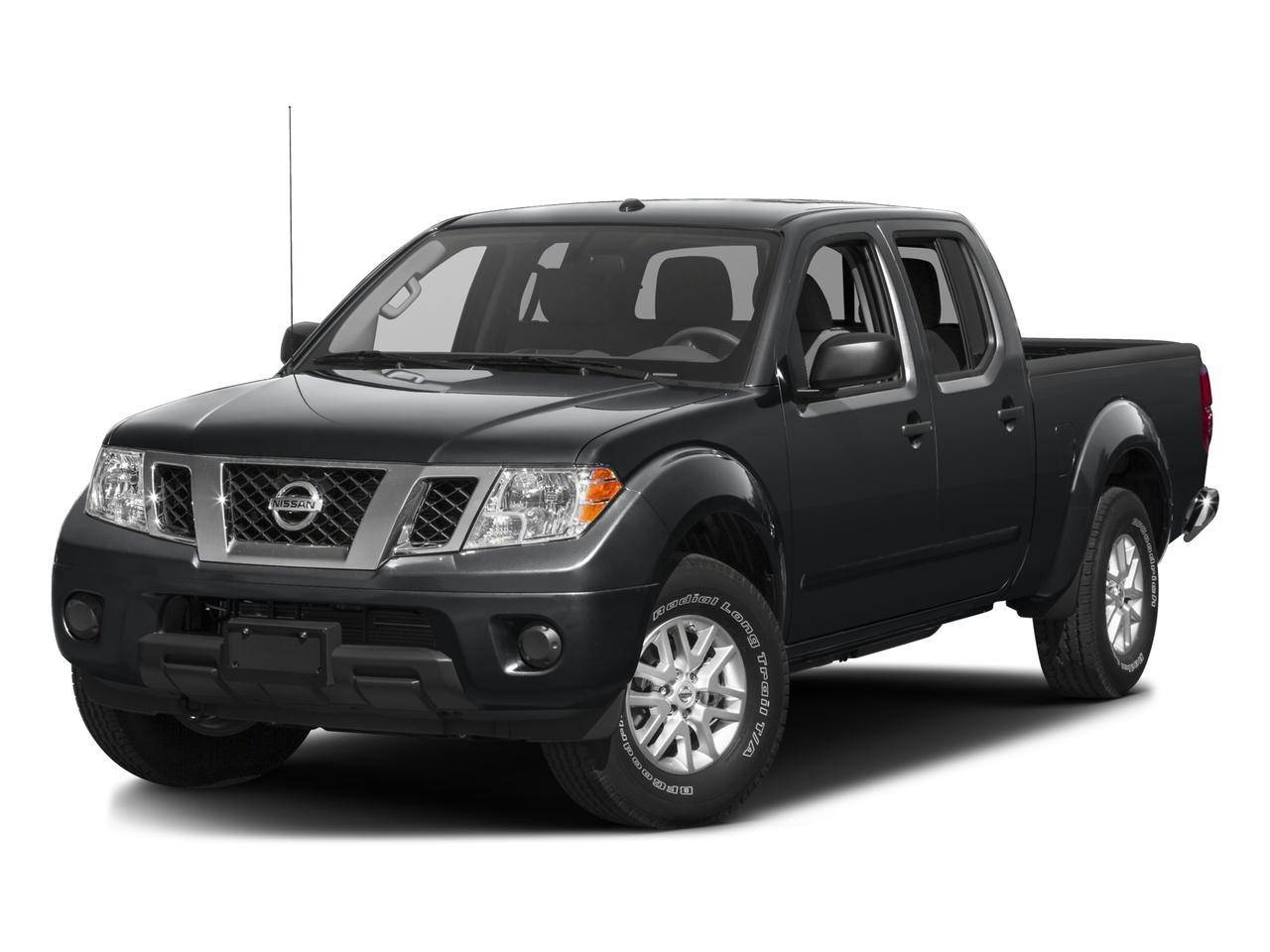 2016 Nissan Frontier Vehicle Photo in ELLWOOD CITY, PA 16117-1939