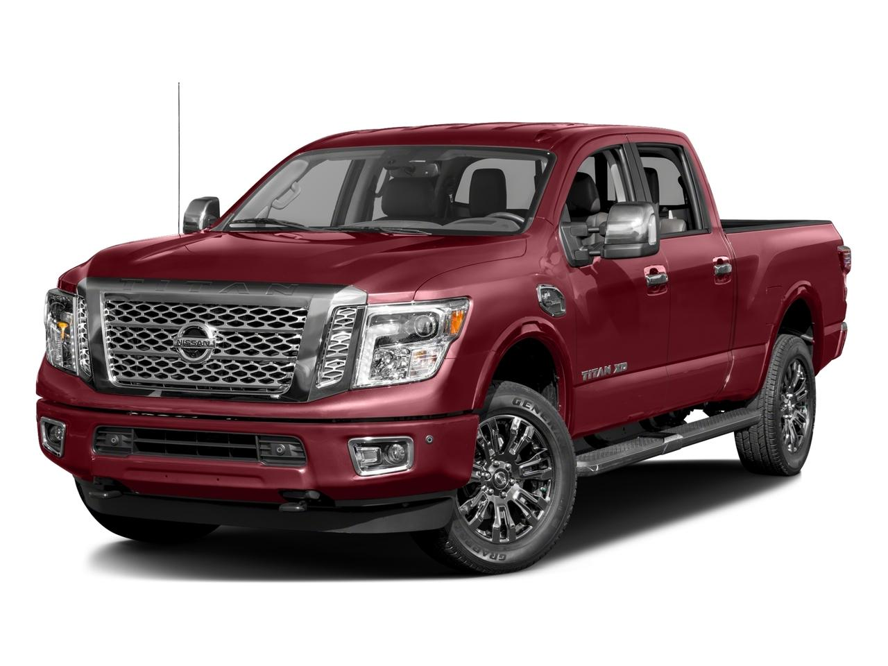 2016 Nissan Titan XD Vehicle Photo in Cary, NC 27511