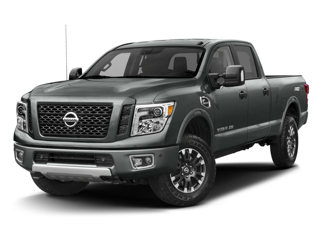 2016 Nissan Titan XD Vehicle Photo in Columbia, TN 38401