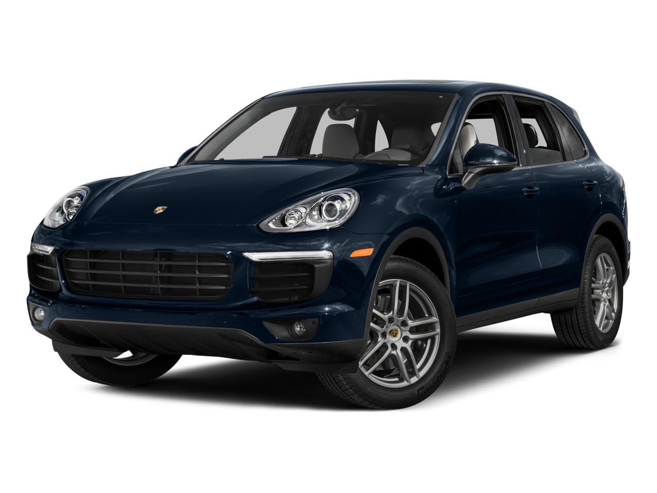 2016 Porsche Cayenne Vehicle Photo in State College, PA 16801