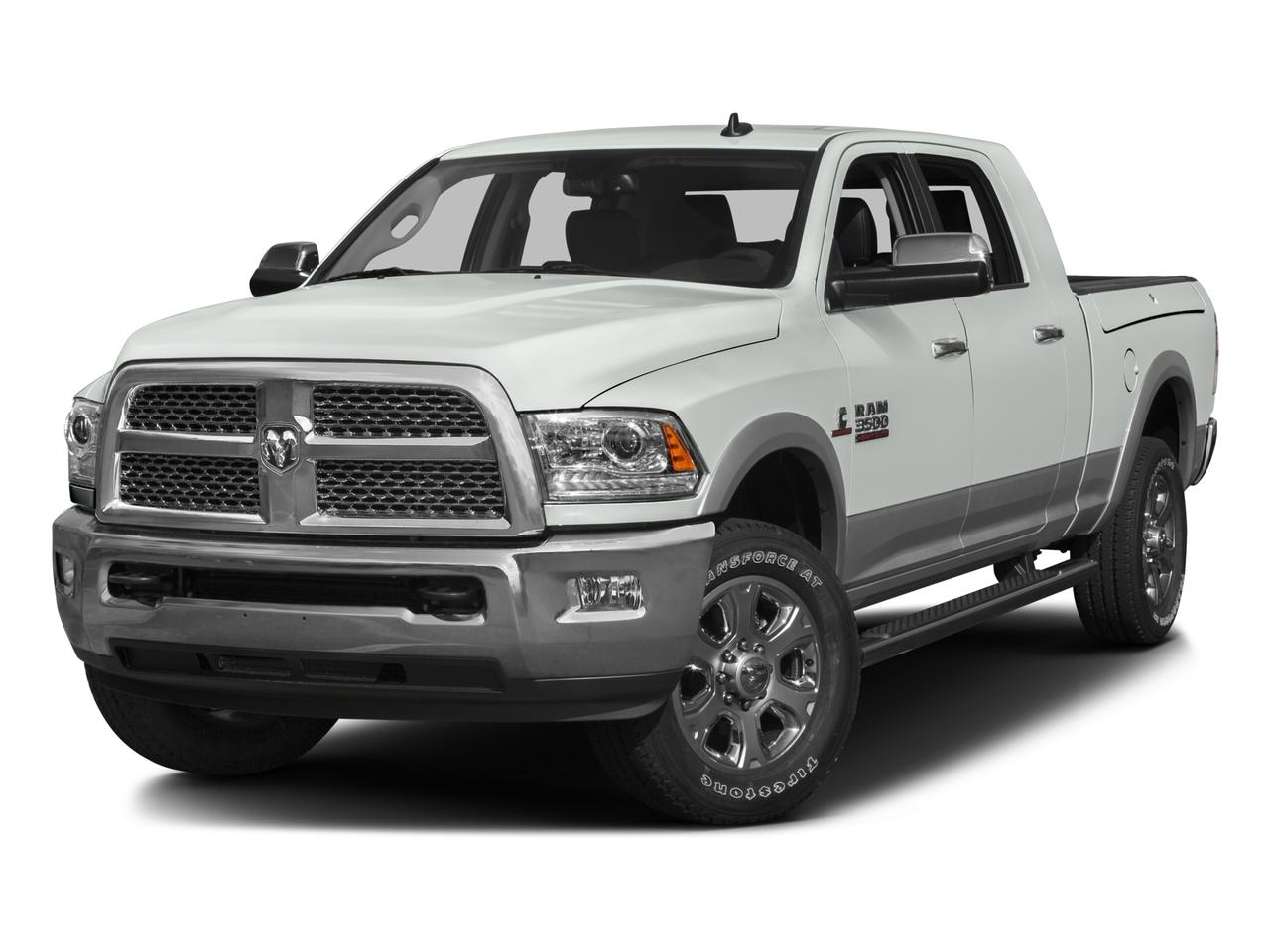 2016 Ram 3500 Vehicle Photo in Edinburg, TX 78542