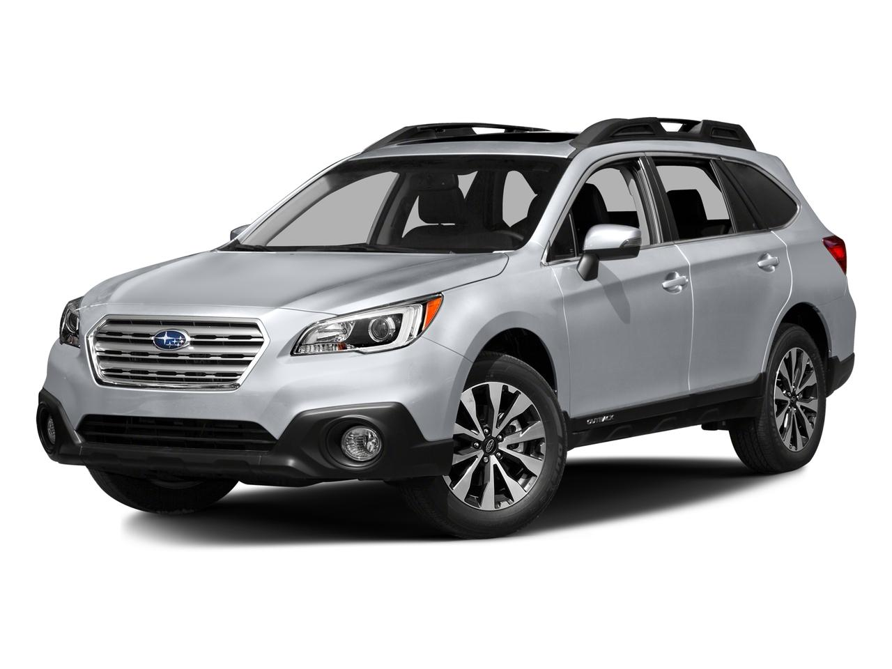 2016 Subaru Outback Vehicle Photo in Joliet, IL 60435