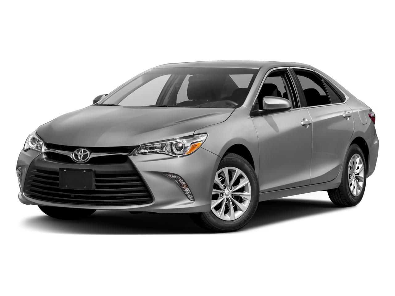 2016 Toyota Camry Vehicle Photo in Melbourne, FL 32901