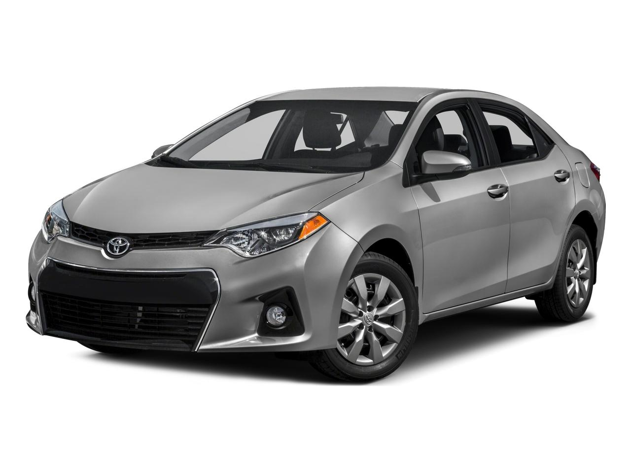2016 Toyota Corolla Vehicle Photo in San Leandro, CA 94577
