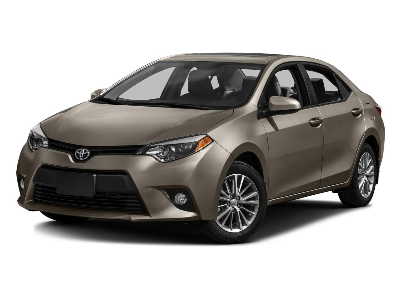 2016 Toyota Corolla Vehicle Photo in Lincoln, NE 68521
