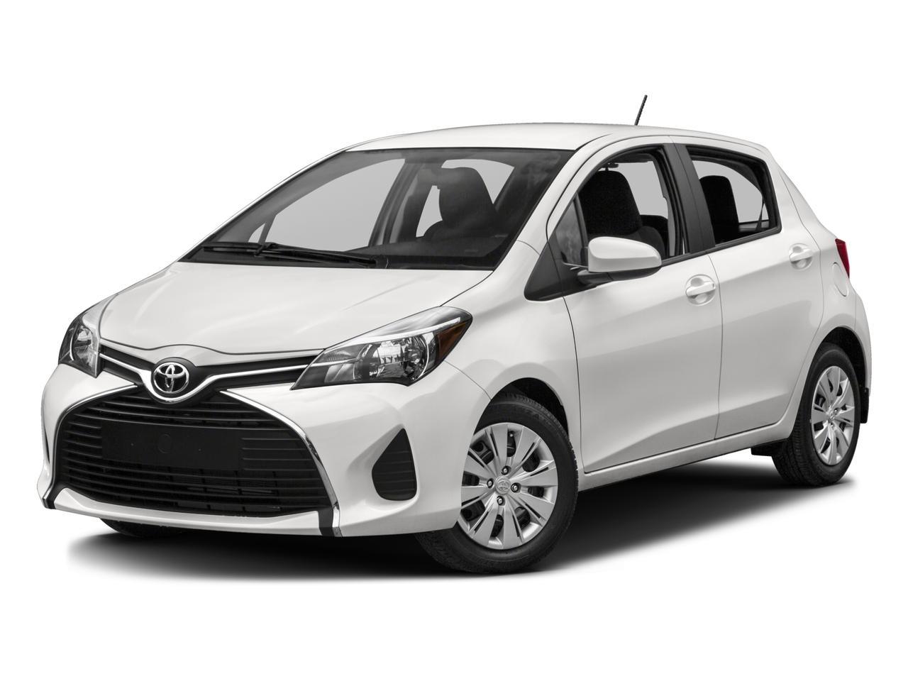 2016 Toyota Yaris Vehicle Photo in Prescott, AZ 86305