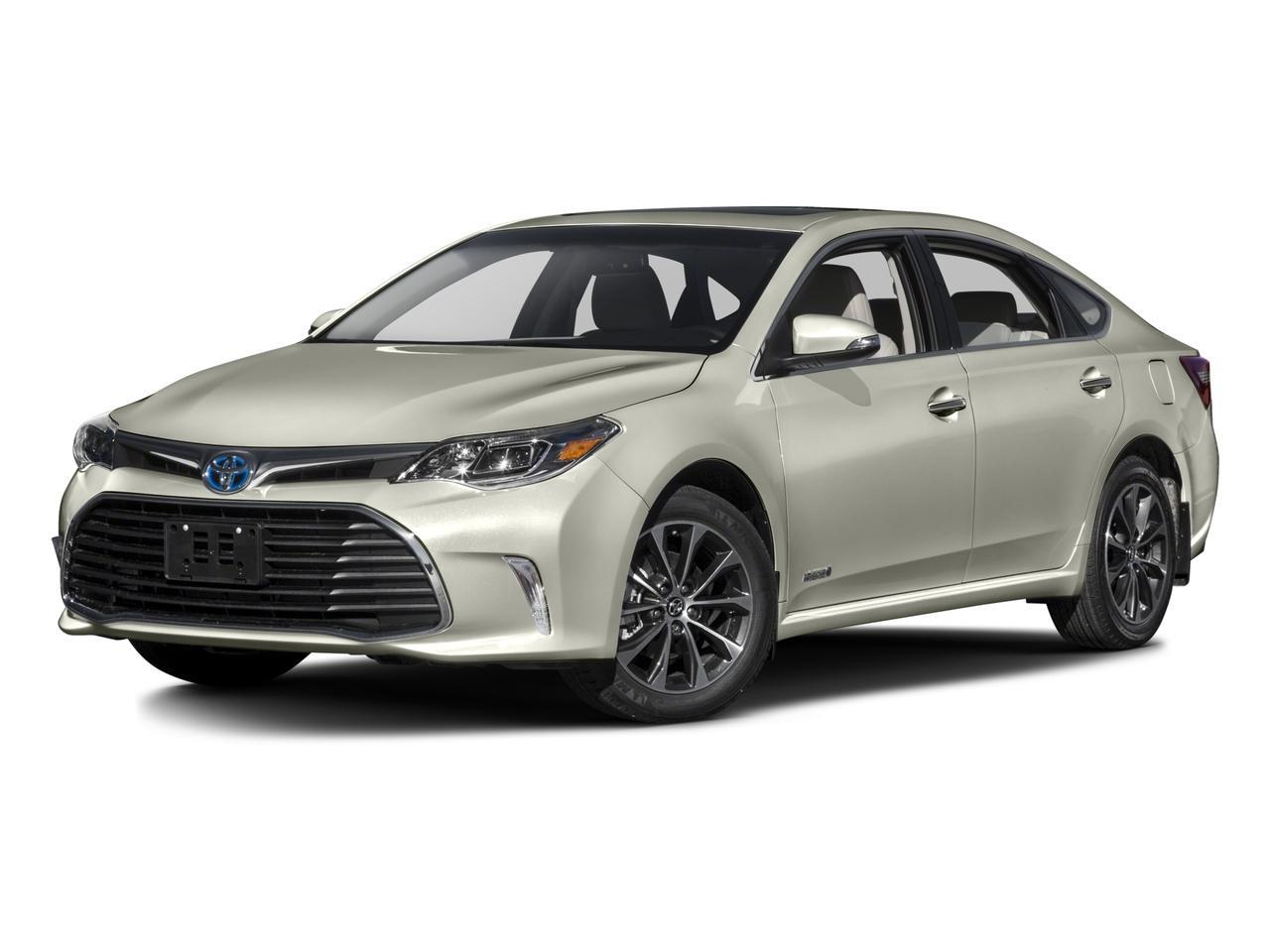 2016 Toyota Avalon Hybrid Vehicle Photo in San Leandro, CA 94577