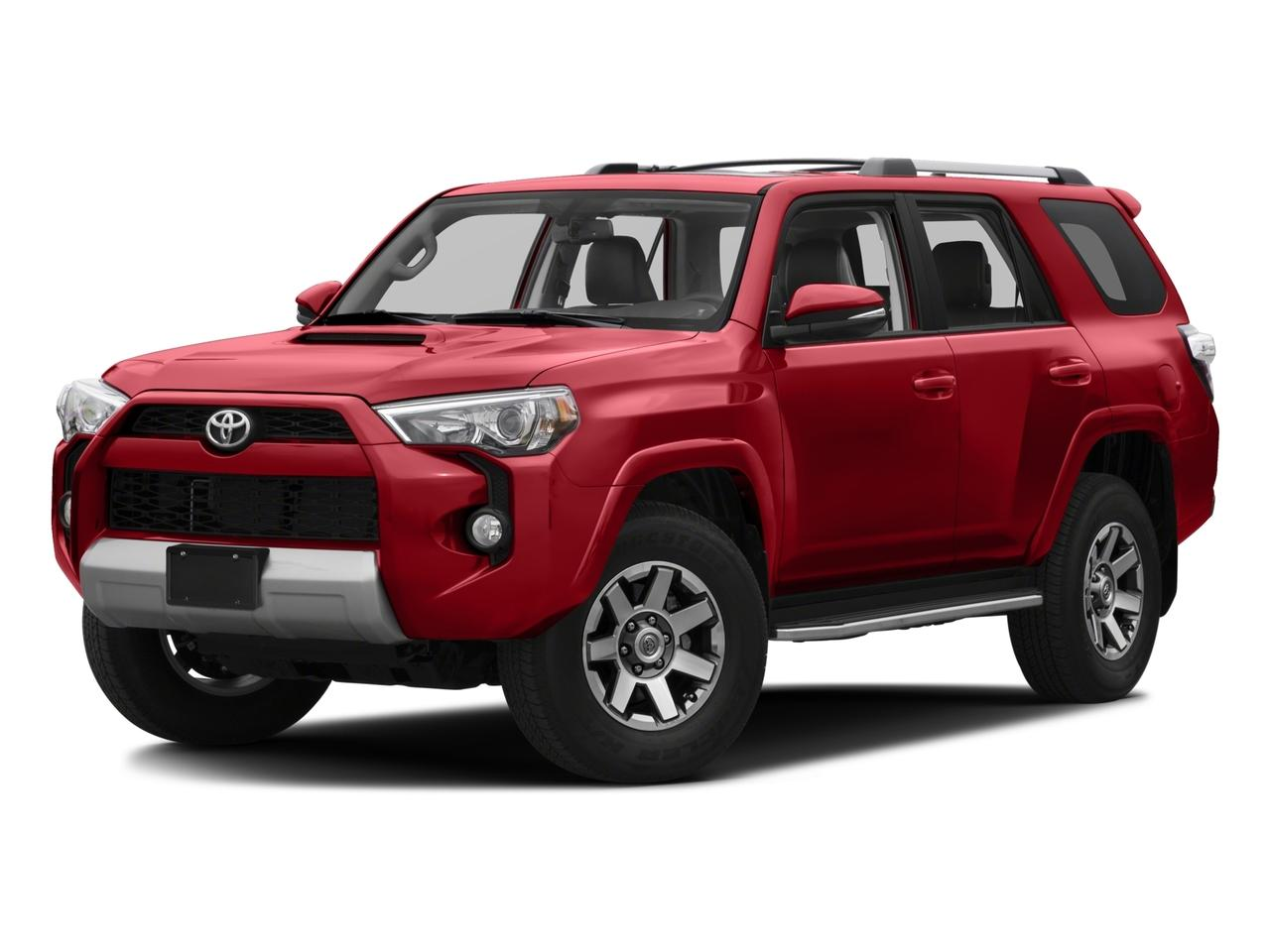 2016 Toyota 4Runner Vehicle Photo in PORTLAND, OR 97225-3518