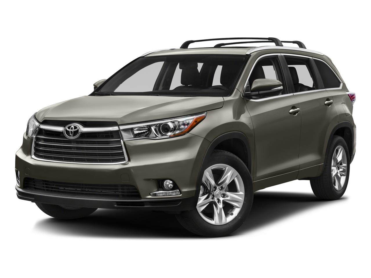 2016 Toyota Highlander Vehicle Photo in Trinidad, CO 81082