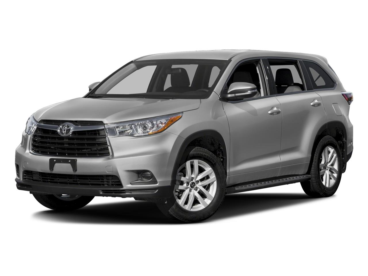 2016 Toyota Highlander Vehicle Photo in Denver, CO 80123