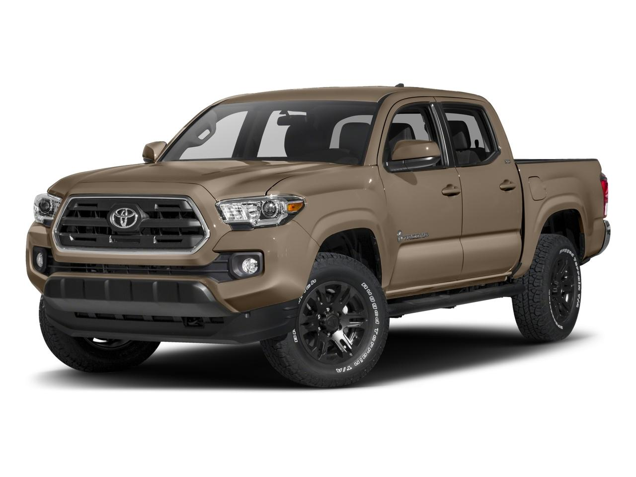 2016 Toyota Tacoma Vehicle Photo in El Paso, TX 79936