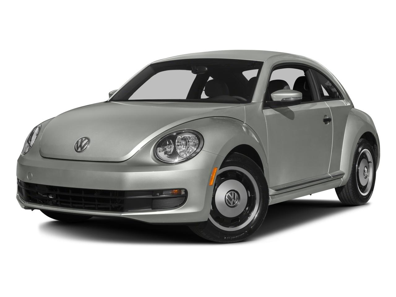 2016 Volkswagen Beetle Coupe Vehicle Photo in Akron, OH 44320