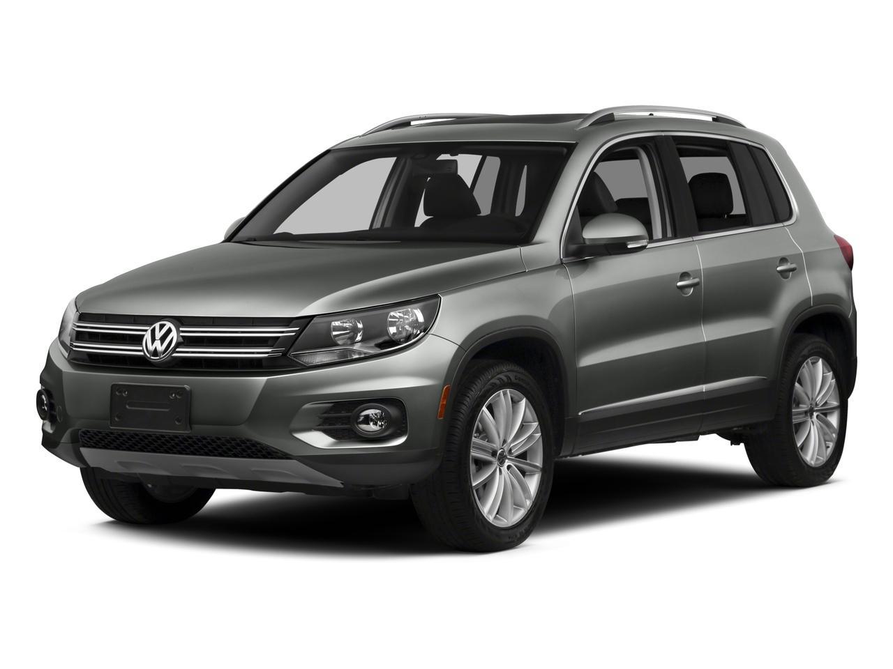 2016 Volkswagen Tiguan Vehicle Photo in Plainfield, IL 60586
