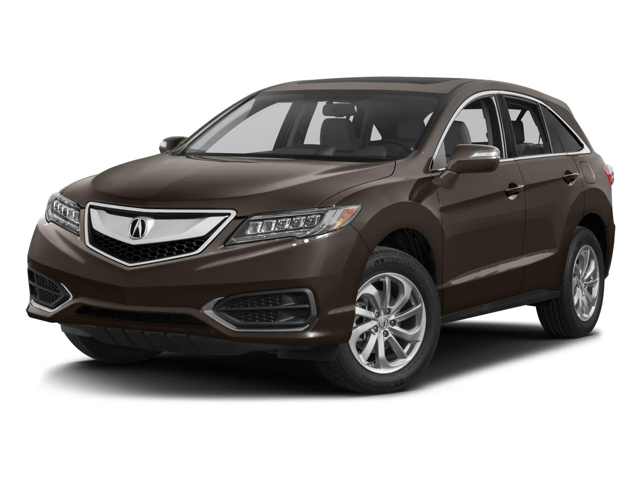 2017 Acura RDX Vehicle Photo in Akron, OH 44312