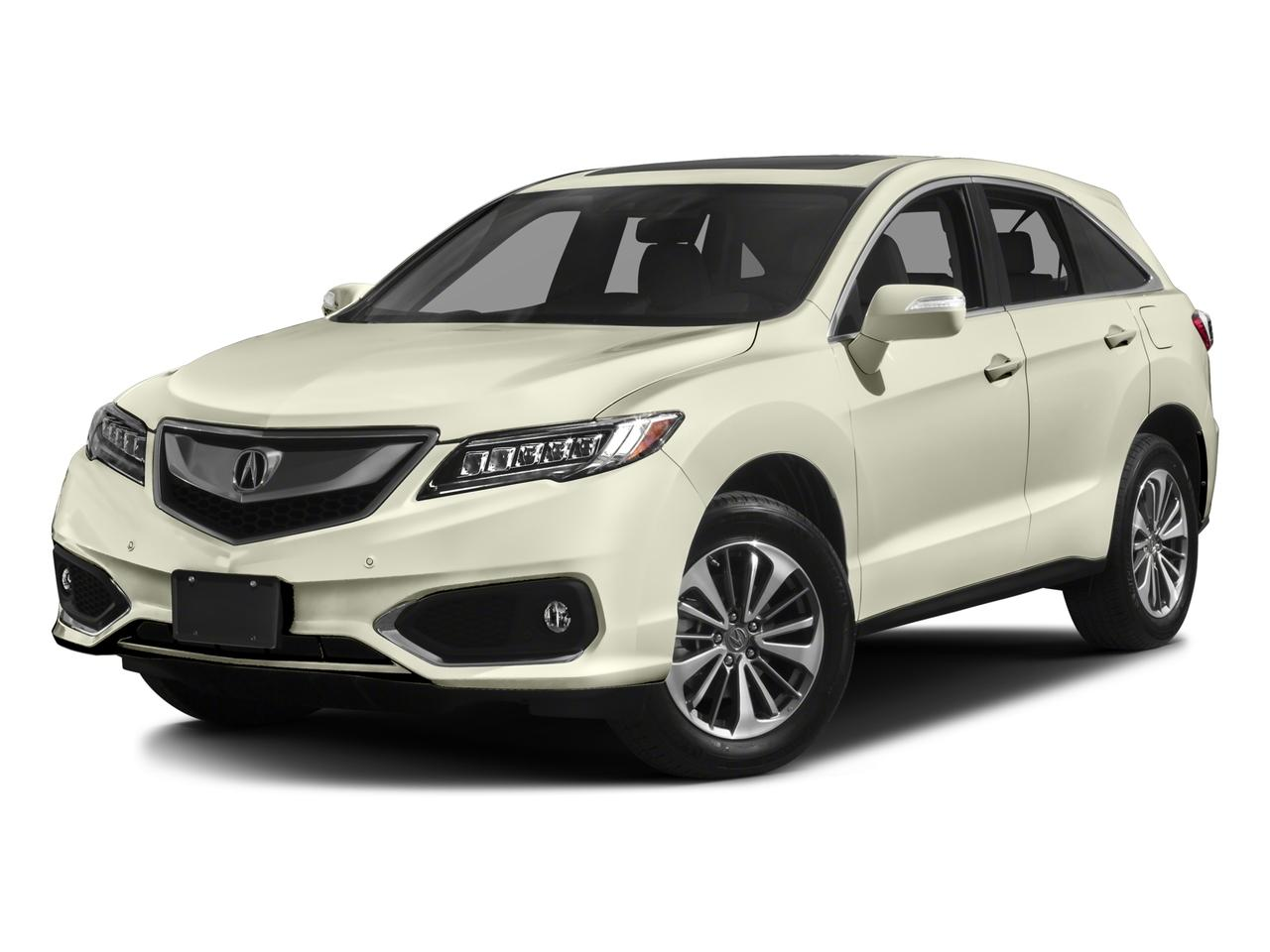 Pittsburg Gray 2017 Acura Rdx Used Suv For Sale 46142a
