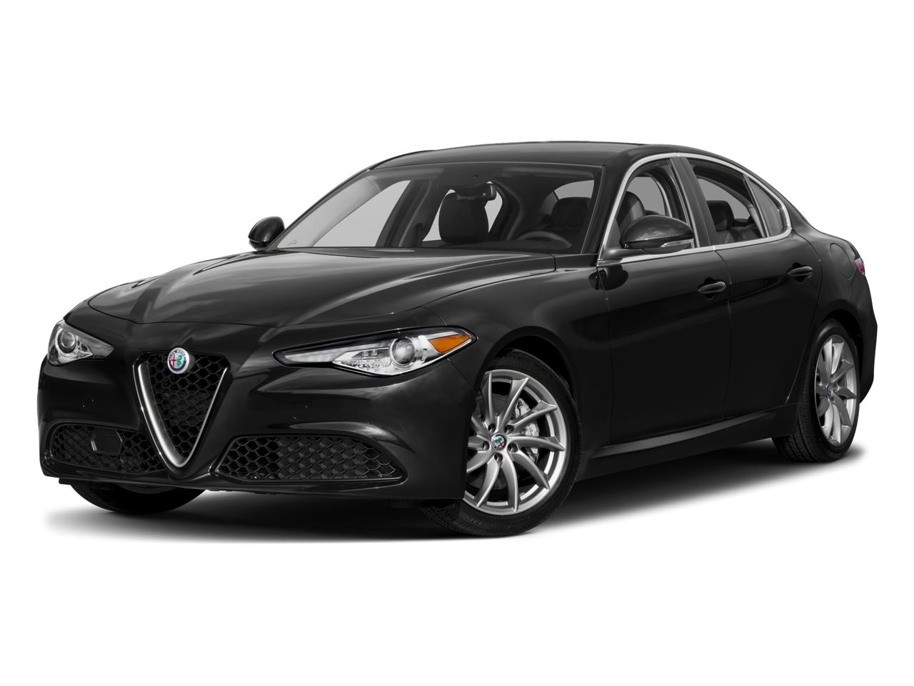 2017 Alfa Romeo Giulia Vehicle Photo in Edinburg, TX 78542