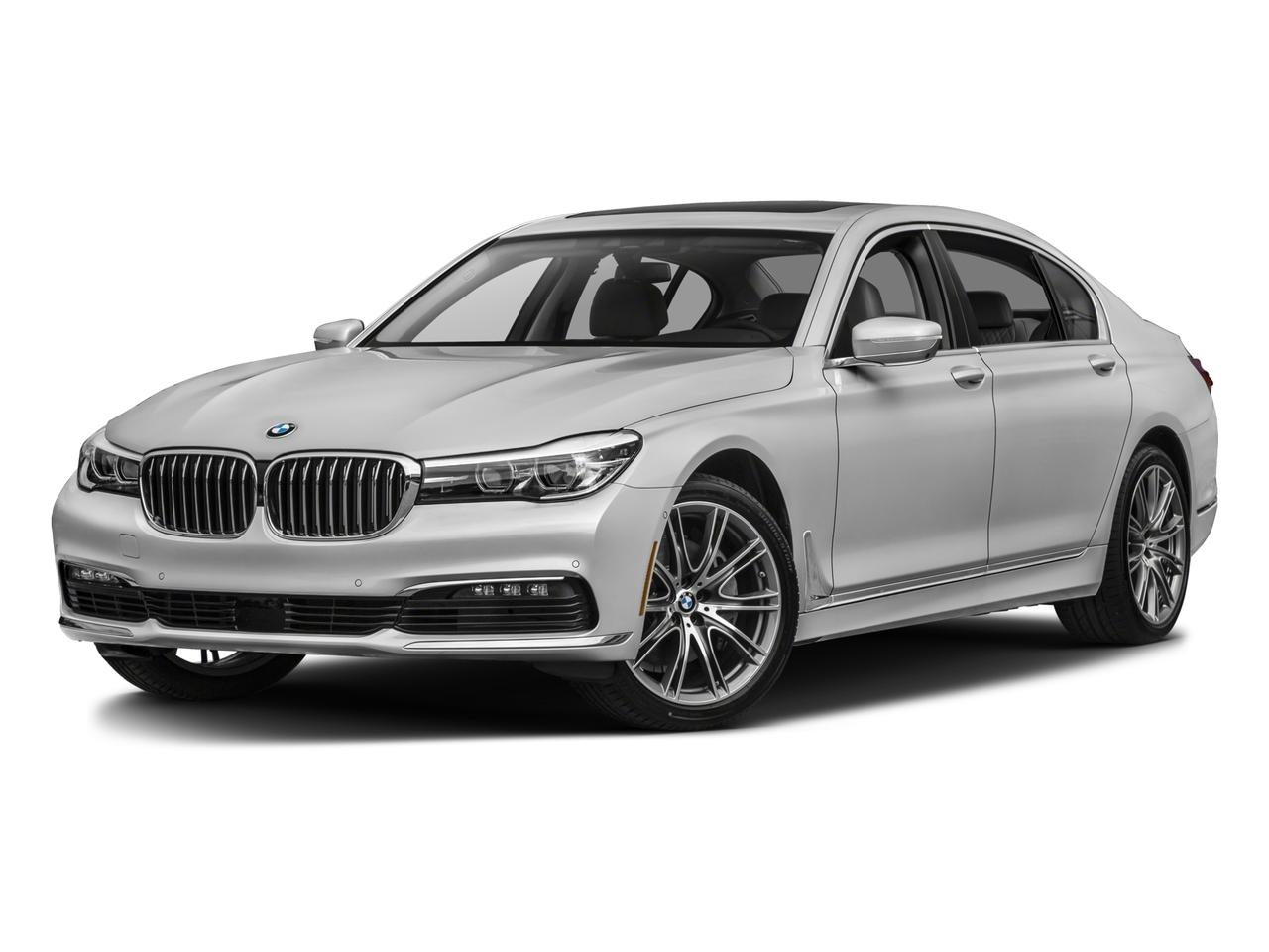 2017 BMW 740i xDrive Vehicle Photo in Baton Rouge, LA 70809