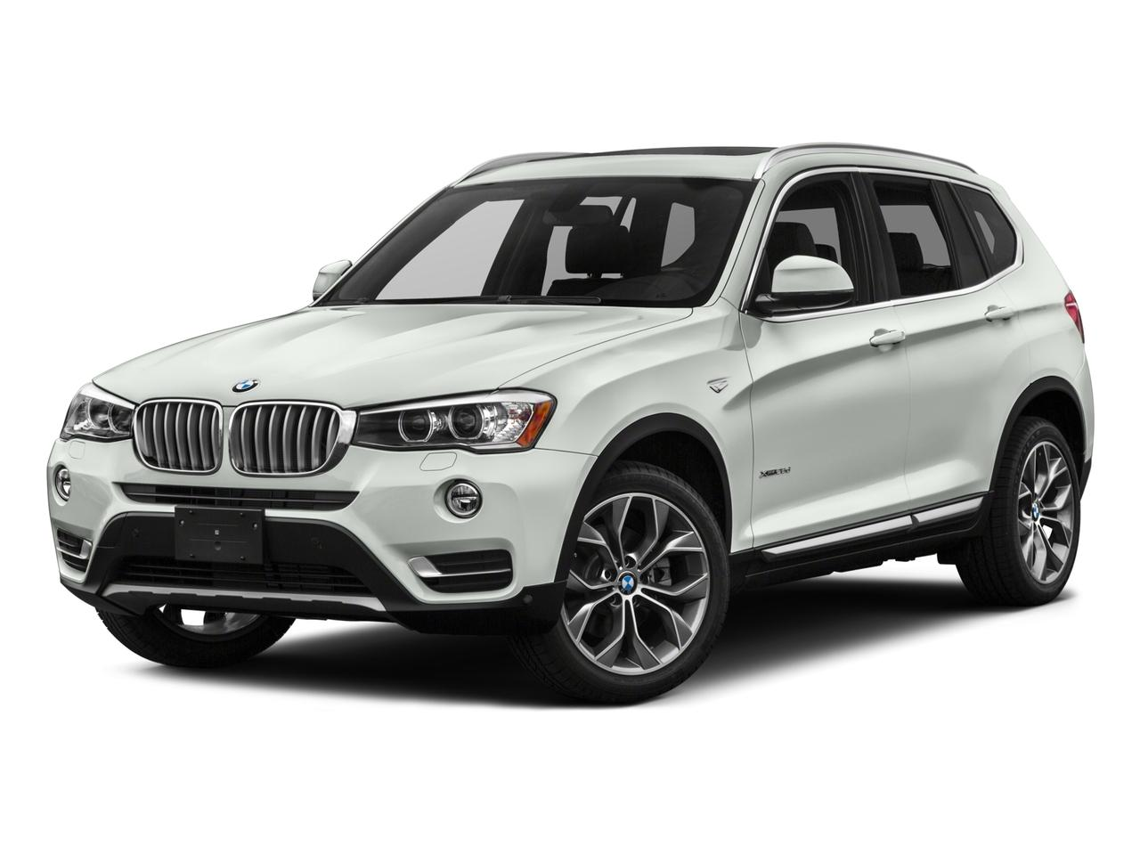 2017 BMW X3 xDrive28i Vehicle Photo in Colorado Springs, CO 80905