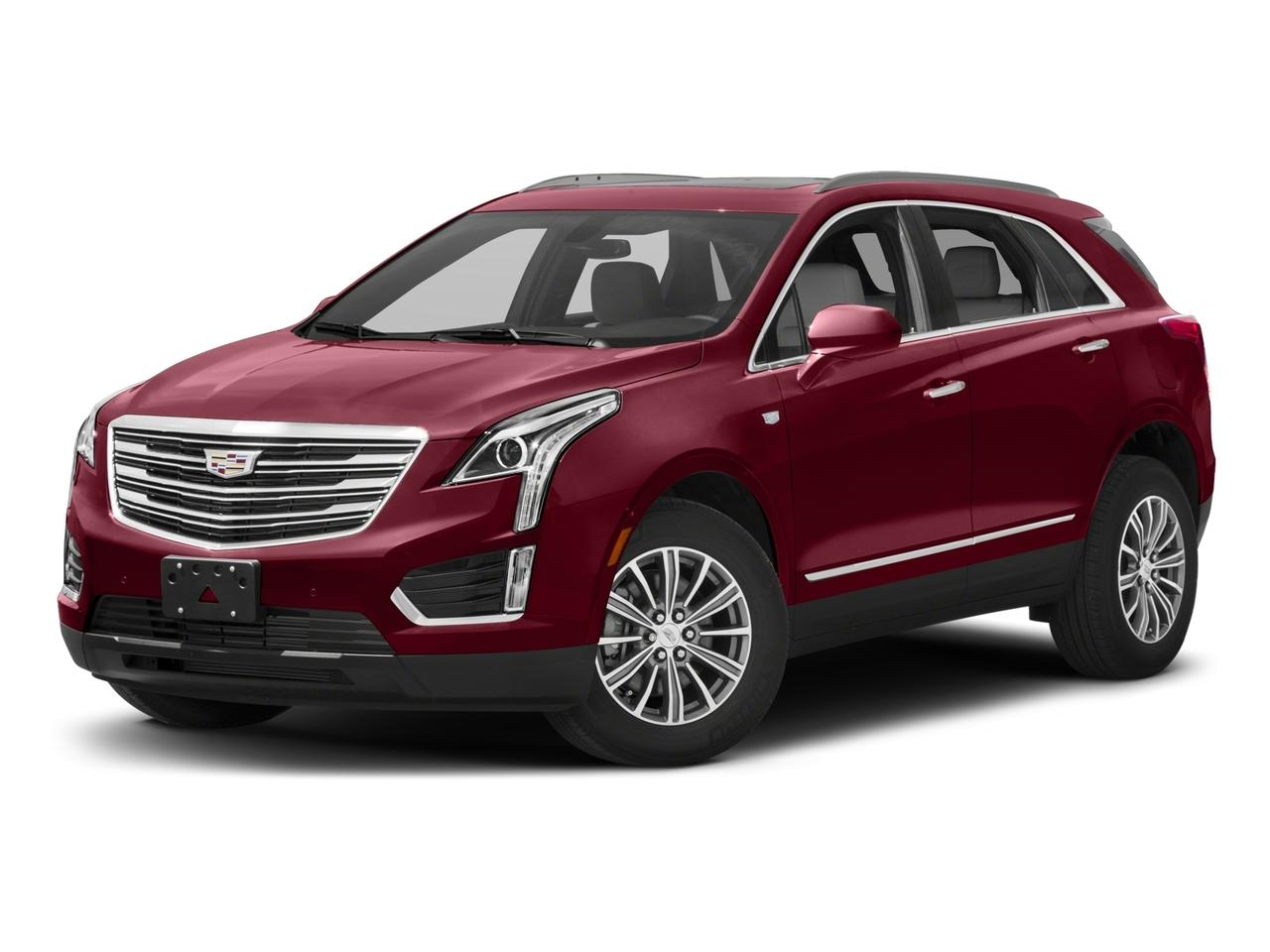 2017 Cadillac XT5 Vehicle Photo in Nashua, NH 03060