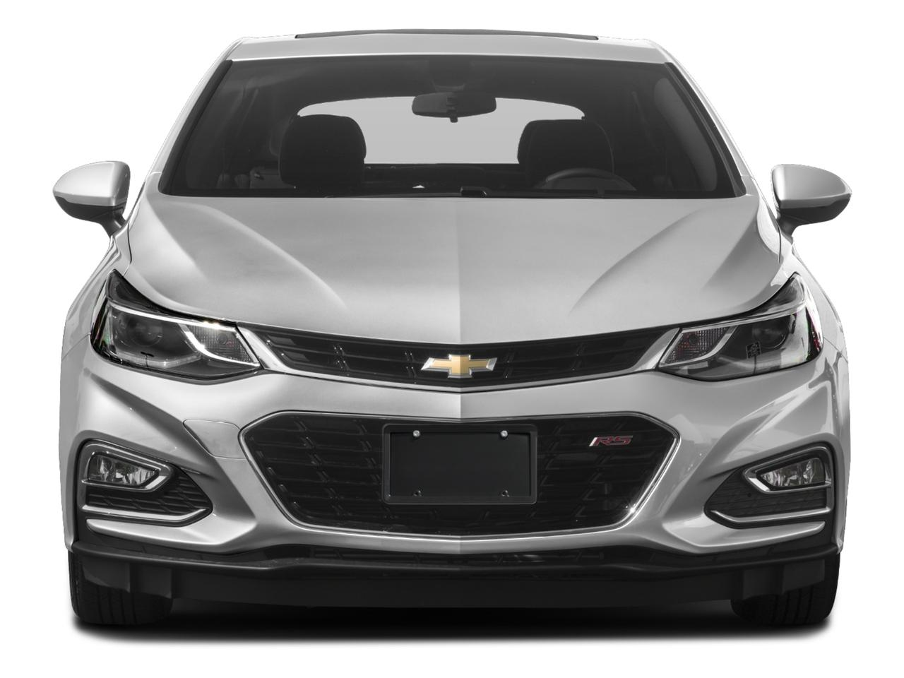 Statesville Silver Ice Metallic 2017 Chevrolet Cruze: Used ...