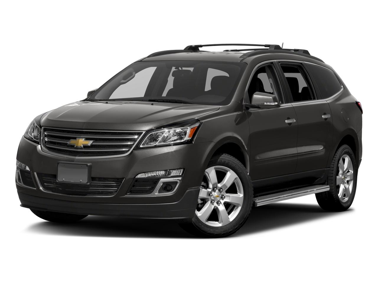 2017 Chevrolet Traverse Vehicle Photo in Nashua, NH 03060