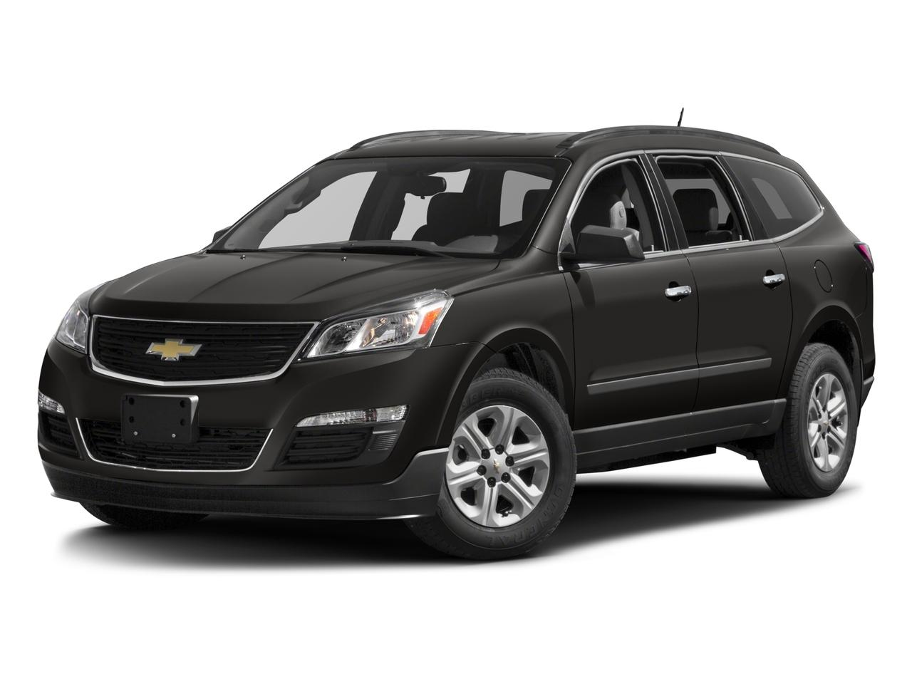 2017 Chevrolet Traverse Vehicle Photo in Paramus, NJ 07652