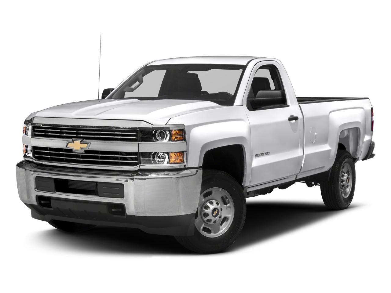 2017 Chevrolet Silverado 2500HD Vehicle Photo in Nashua, NH 03060