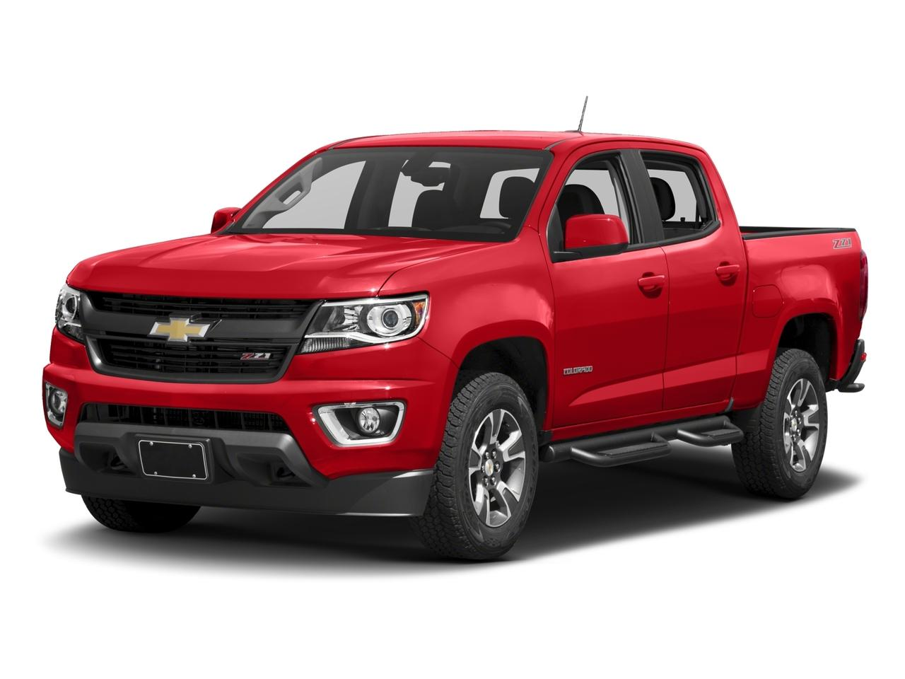 2017 Chevrolet Colorado Vehicle Photo in Menomonie, WI 54751