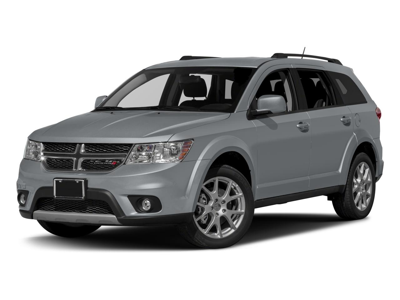 2017 Dodge Journey Vehicle Photo in Chickasha, OK 73018