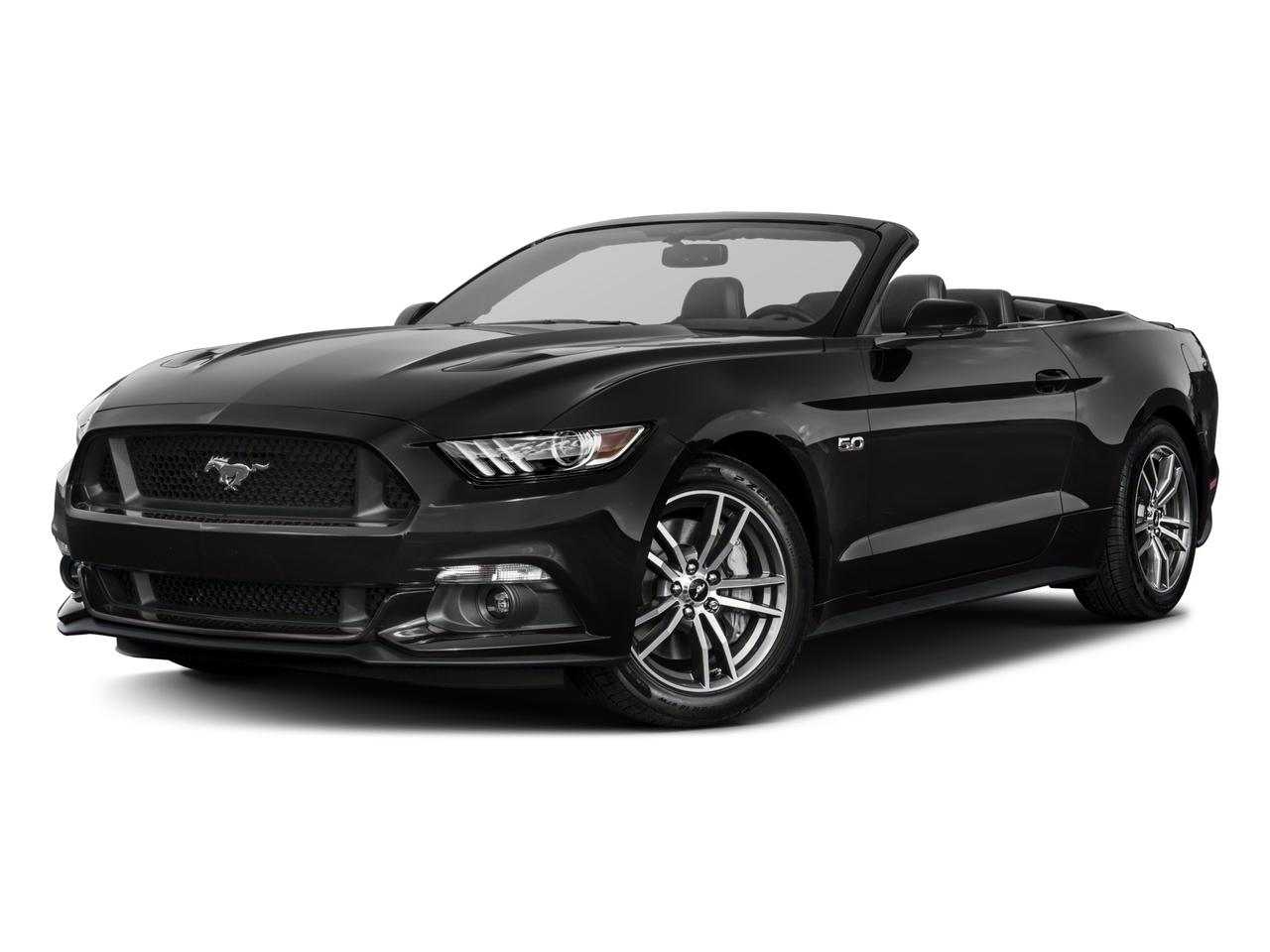 2017 Ford Mustang Vehicle Photo in Akron, OH 44312