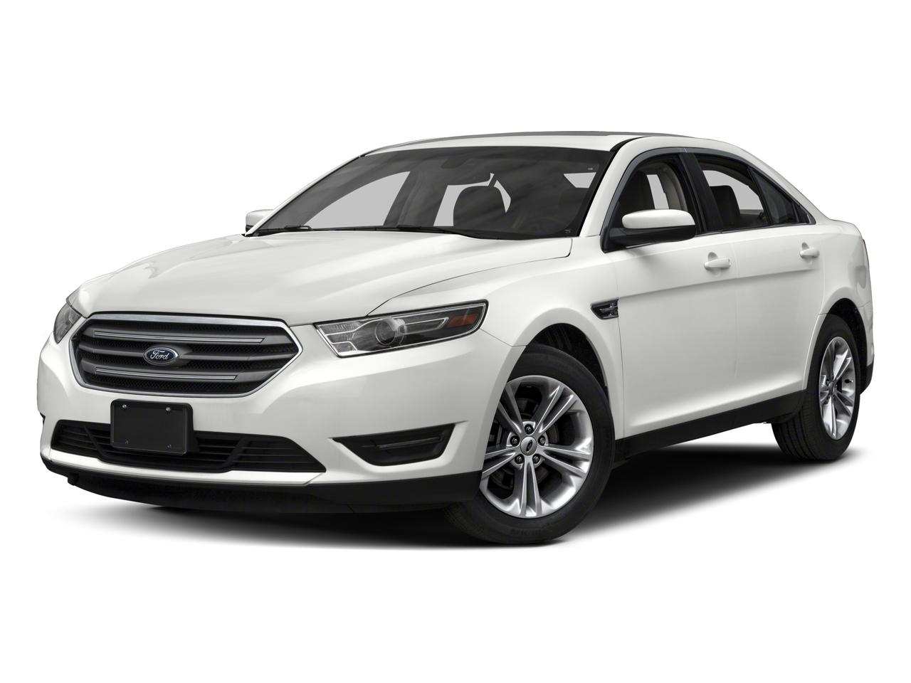 2017 Ford Taurus Vehicle Photo in Mission, TX 78572