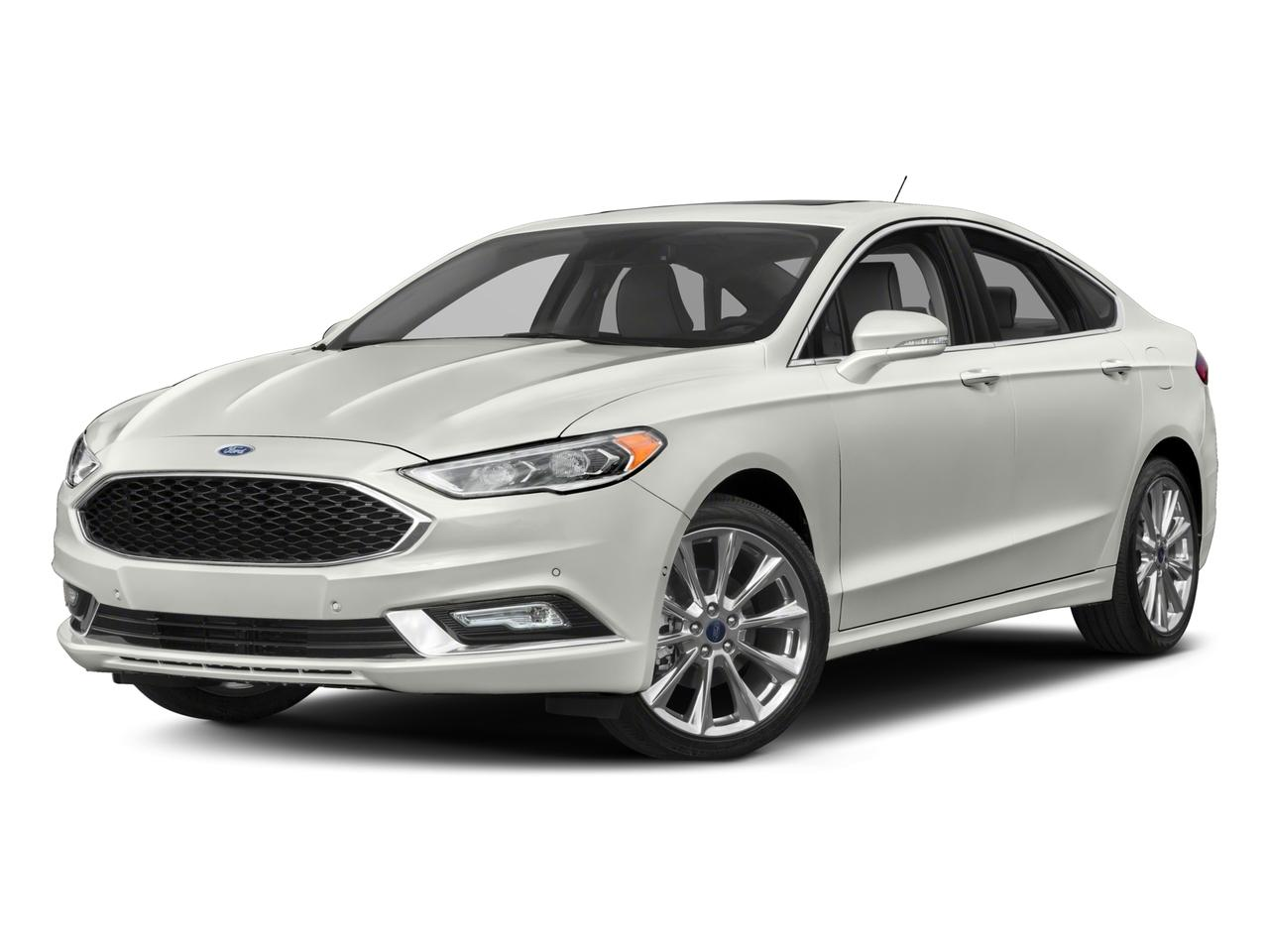 2017 Ford Fusion Vehicle Photo in Gainesville, FL 32609