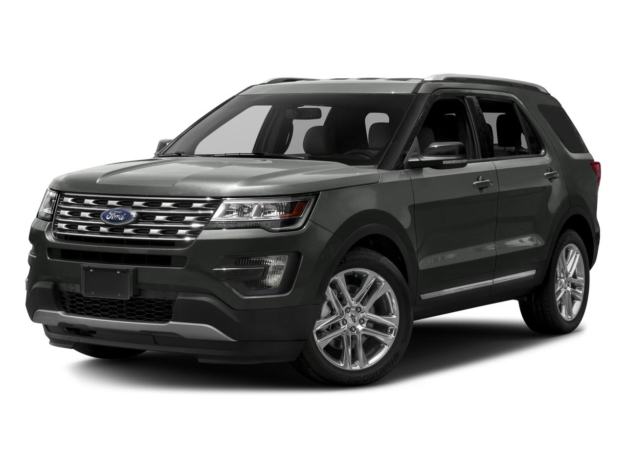 2017 Ford Explorer Vehicle Photo in Tucson, AZ 85705
