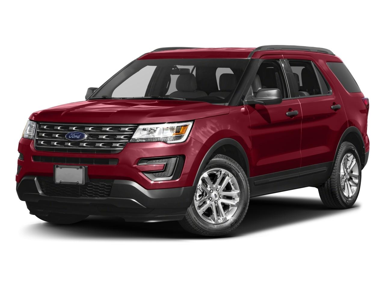 2017 Ford Explorer Vehicle Photo in Joliet, IL 60586