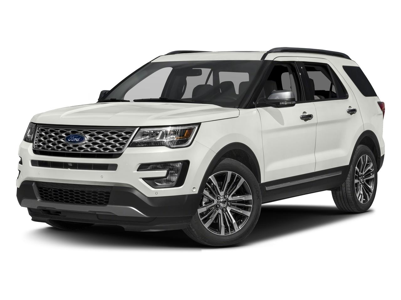 2017 Ford Explorer Vehicle Photo in Twin Falls, ID 83301
