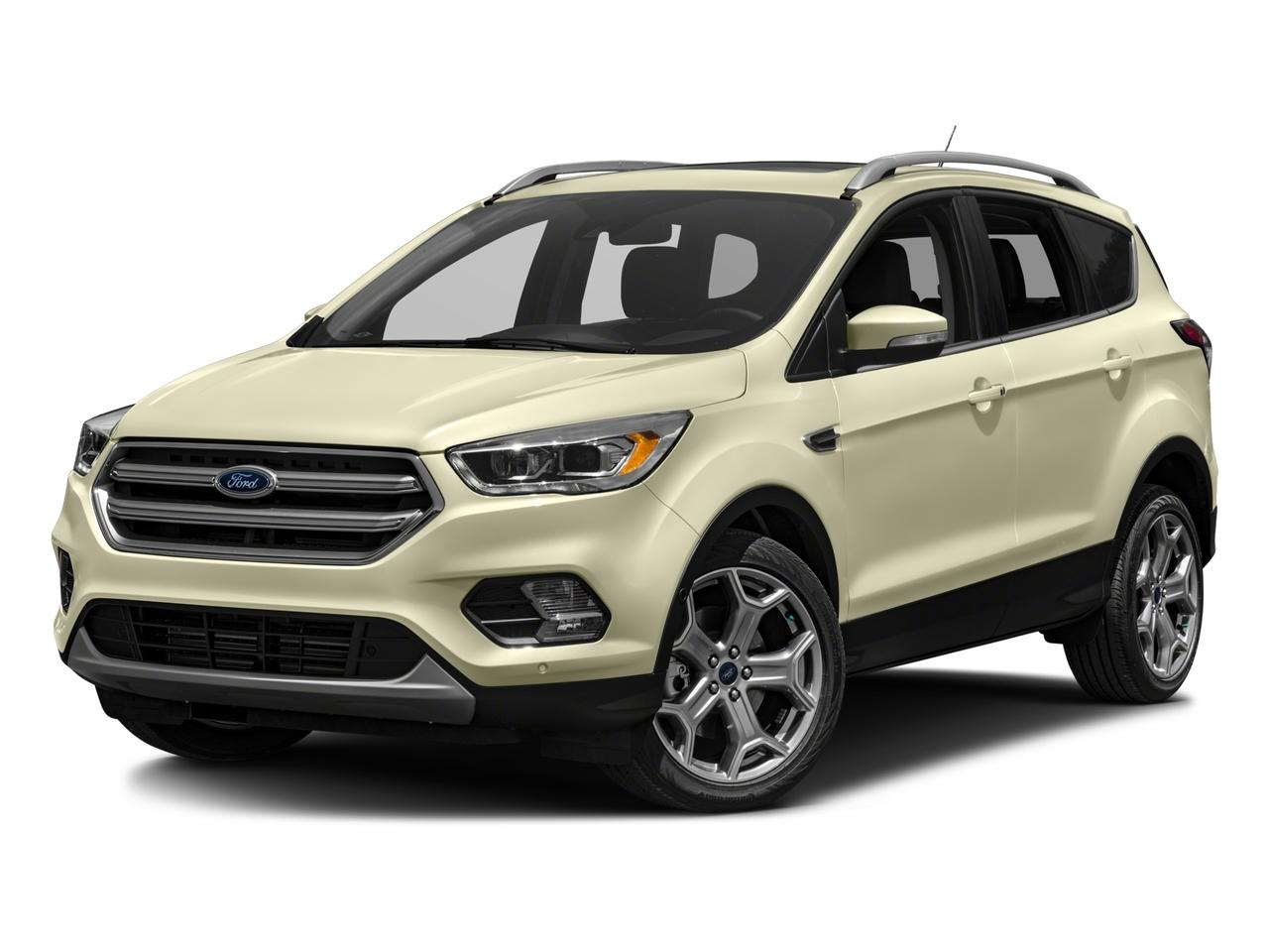 2017 Ford Escape Vehicle Photo in Peoria, IL 61615