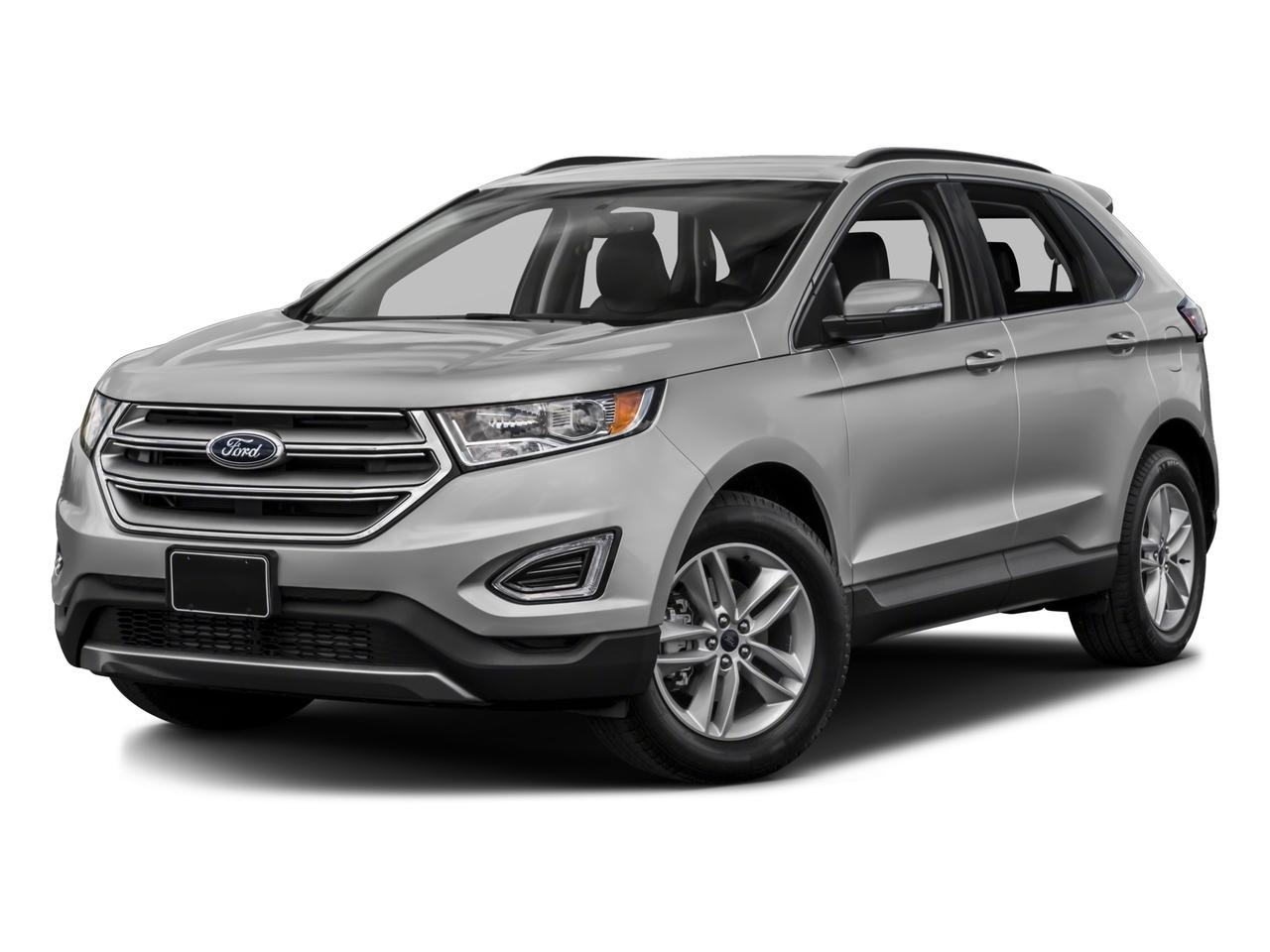 2017 Ford Edge Vehicle Photo in Mission, TX 78572