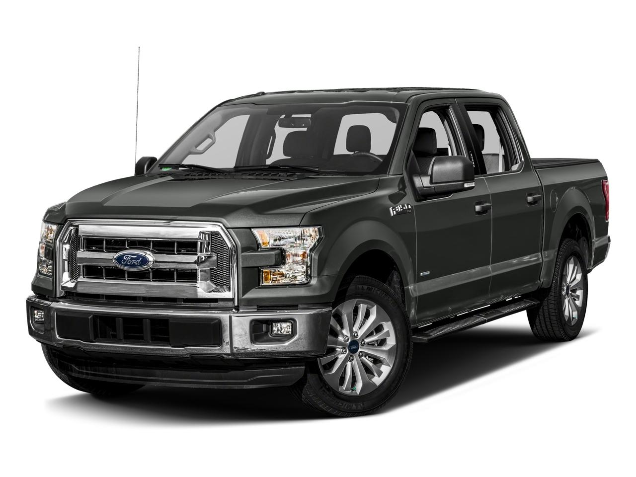 2017 Ford F-150 Vehicle Photo in Manhattan, KS 66502