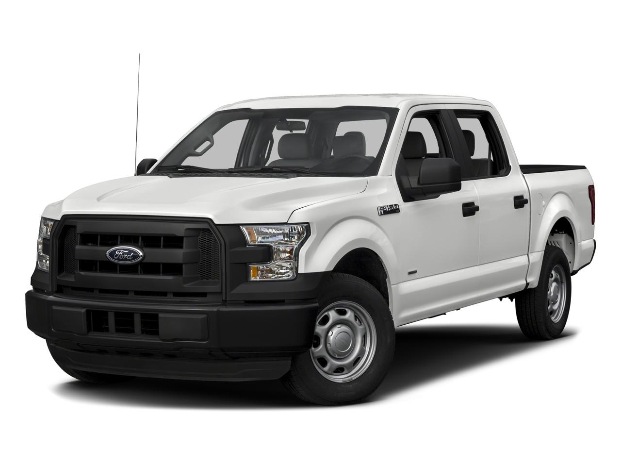 2017 Ford F-150 Vehicle Photo in Midland, TX 79703