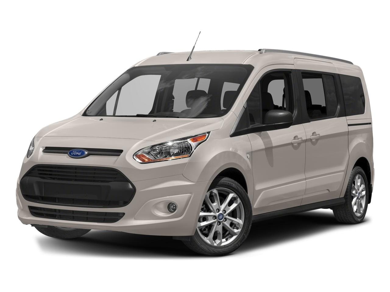 2017 Ford Transit Connect Wagon Vehicle Photo in El Paso, TX 79936