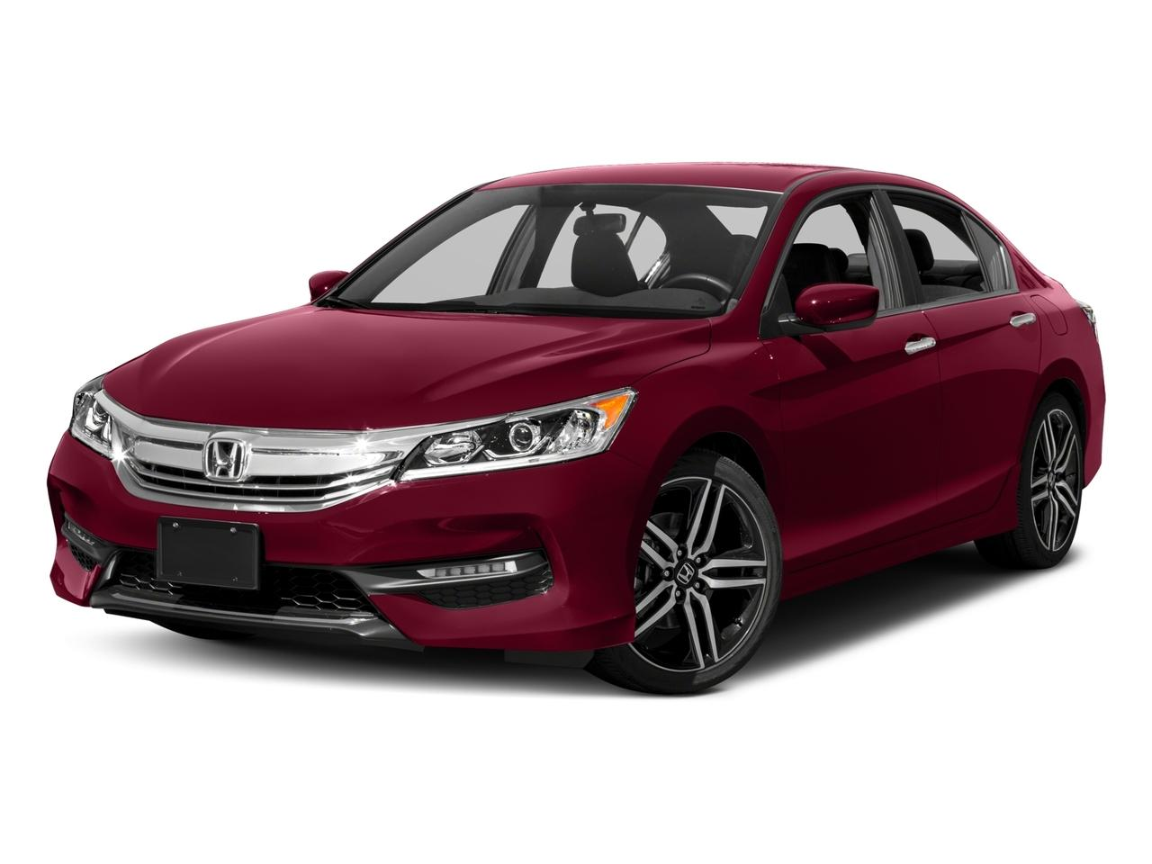 2017 Honda Accord Sedan Vehicle Photo in San Leandro, CA 94577