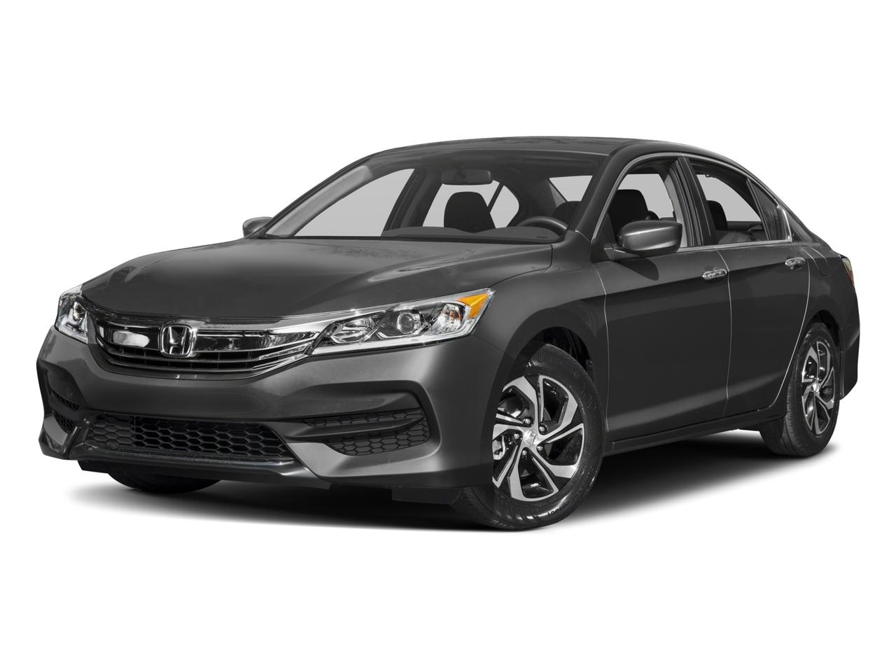 2017 Honda Accord Sedan Vehicle Photo in Austin, TX 78759