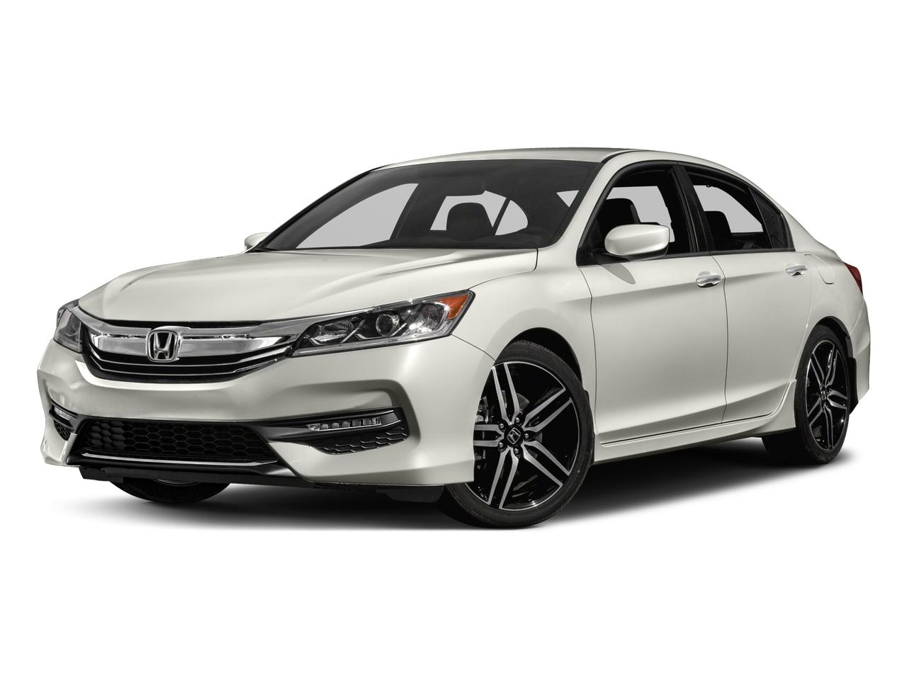 2017 Honda Accord Sedan Vehicle Photo in ANNAPOLIS, MD 21401