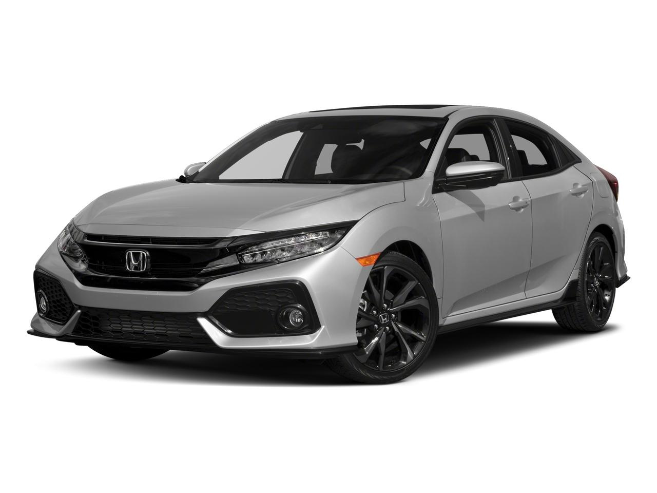 2017 Honda Civic Hatchback Vehicle Photo in Pittsburg, CA 94565